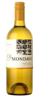 CK Mondavi Chardonnay Willow Springs 750ml - Case of 12
